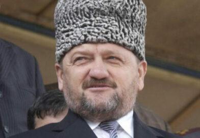 Кадыров Ахьмад-Хьаьжа дагалоцуш…