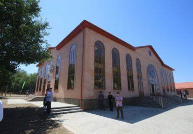 В селе Герзель-Аул открылась новая мечеть на 1500 человек